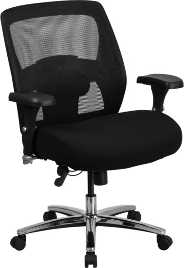 Office Chairs: Mesh