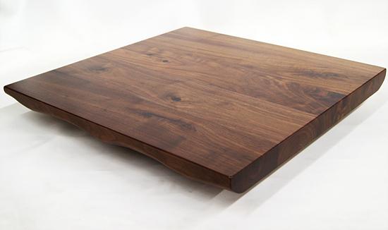 AMT20P plank black walnut live edge