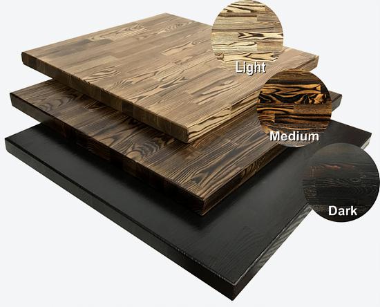 AMT64 carbonized ashwood