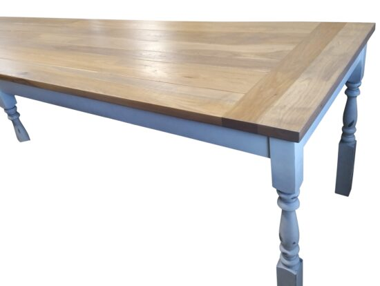 Solid Wood Communal Bar Table
