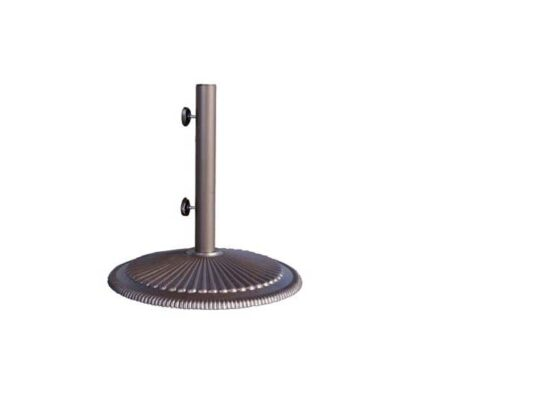 Umbrella-Base-with-Dual-Purpose-Stem-Cast-Iron