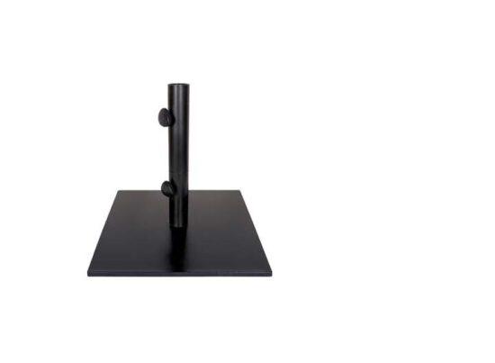 Umbrella-Base-with-Dual-Purpose-Stem-Steel-Square