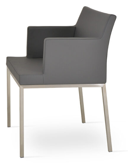 Office Chairs: Side